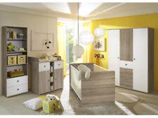 Babyzimmer Wiki II 4 teilig Sonoma Weiss