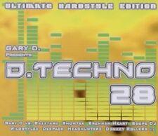 D.TECHNO 28 3 CD NEU - BROOKLYN BOUNCE, DEEPACK & LUNA, SHOWTEK, HEADHUNTERZ
