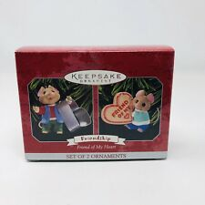 Hallmark Keepsake Christmas Ornament 1998 Friend of My Heart Qx6723