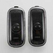 For Audi A4 S4 B6 B7 A6 C5 TT A8 D3 Smoke Amber LED Fender Side Marker Light