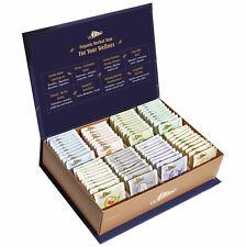 Medicinal Organic Tea variety box,8 Flavors ,10 teabags each80 Tea Bags in total