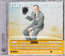 CD 13T TOM NOVEMBRE (CHANTE BOURVIL) ANDRÉ DE 2006 NEUF SCELLE
