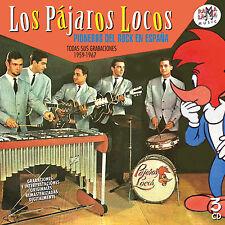 LOS PAJAROS LOCOS-TODOS SUS EXITOS-3CD