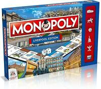 Winning Moves Monopoly Liverpool FC Edition Football Board Game