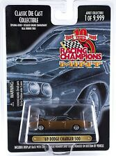 Racing Champions Mint '69 Dodge Charger 500 Issue #236 MIP 1999