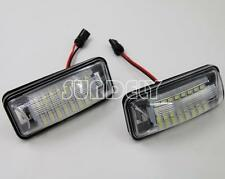 2-Pcs 24-SMD LED License Plate Light For Subaru WRX STI 2013 2014