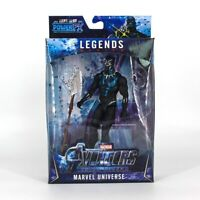 Marvel Legends Avengers Infinity War Endgame Black Panther Action Figure Toy LED