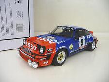 1:18 Otto Mobile PORSCHE 911 Carrera SC Tour de Corse Rallye  NEW FREE SHIPPING