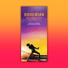 Film Poster Locandina Originale Bohemian Rhapsody - Queen - 33x70 CM