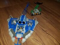 Lego Star Wars Episode I Gungan Sub (7161)