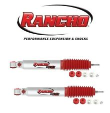 Rancho Pair of Front Shock Absorbers With 2½″ Lift for Dodge Ram 2500 2014 4WD