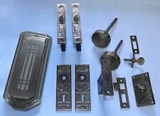 Assorted Lot of Antique Eastlake Door Hardware and Other