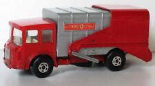 MATCHBOX  superking K-7 Refuse truck  Livraison dans le Monde entier