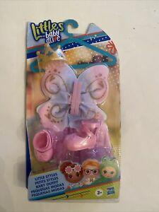 Littles Baby Alive Little Styles Outfit - Ballet Butterfly Princess W/ Tiara