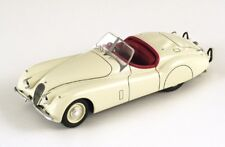 "Jaguar XK120 Roadster ""White"" 1950 (Spark 1:43 / S2110)"