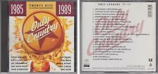ONLY COUNTRY 1985-1989 Various Artist 20 Hits 1995 CD 80s Skip Ewing John Conlee