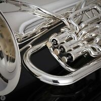 Packer JP374ST STERLING SILVER EUPHONIUM WITH TRIGGER  3 + 1  demo mint