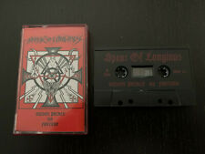 "SPEAR OF LONGINUS- ""Golden Palace 88 Fortune"" Cassette Tape"