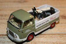 """Ford Taunus Transit """"Kreidler Kundendienst"""" - Pritsche - 1:43 - Schuco"""