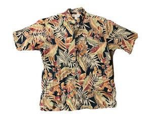 Tori Richard Men's Lawn Cotton Hawaiian Shirt Size Medium