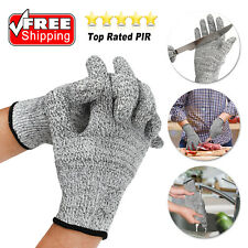 Anti Cut Gloves Safety Cut Proof Stab Resistant Kitchen Butcher Cut Resistant