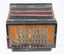 Ancien accordéon diatonique LYRA ACCORDEON