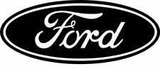 Ford logo vinyl sticker decal novelty giftcar window funny fiesta mondeo focus