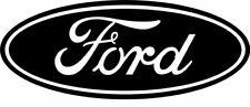 Logotipo de Ford Vinilo Pegatina Calcomanía Novedad Regalo Divertido Fiesta Mondeo Enfoque De Ventana De Coche
