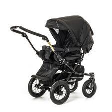 Emmaljunga Kinderwagen mit 5 Punkt-Gurtsystem