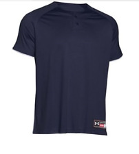 Under Armour Softball Black Game Jersey Size Medium New n Package $60 USJ110W