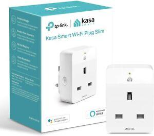 TP-Link Kasa SMART WiFi PLUG Wireless Wall Socket UK Works with Alexa Google