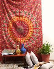 Antique Style Floral Home Décor Tapestries