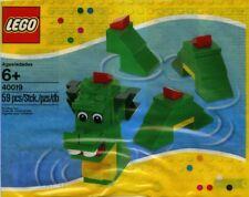 Lego Creator Brickley the Sea Serpent 40019 Polybag BNIP