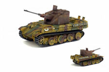Flakpanzer 341 'COELIAN' Prototype Germany 1945 Tank 1:72 Model 7200510 SOLIDO