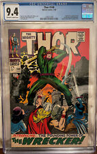 Thor #148 CGC 9.4 - 1st Appearance of The Wrecker; Origin of Blackbolt