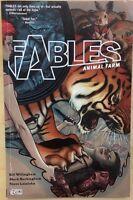 FABLES Animal Farm (2003) DC Vertigo Comics TPB VG/VG+ 1st