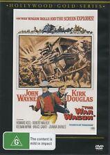 The War Wagon DVD 1967 Western as John Wayne Kirk Douglas
