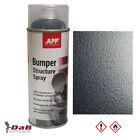 APP 1K Strukturlack für Kunststoffe schwarz 400ml Spray 210411