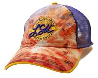 LSU Tigers Bayou Bengals The Game NCAA Brilliant Meshback Snapback Cap Hat