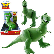 11' Disney Pixar Toy Story Rex Action Figures Doll Decor Play Set Thinkway Toys