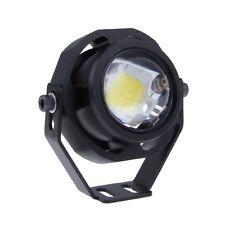 2PCS Universal Vehicles Ultrabright LED DRL Eagle Eye Light Car Fog Lamp Backup