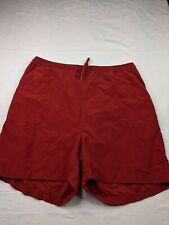Ocean Pacific Swim Trunks Red Size 34 Men's Shorts