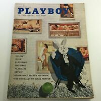 VTG Playboy Magazine January 1961 Vol. 8 #1 - Connie Cooper Playmate of the Year