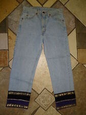 Levis Jeans Orange Tab Custom Made Womens 505 by Leather Rock Levi Regular Fit