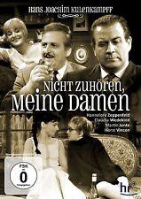 Nicht zuhören, meine Damen ( Vergessene Deutsche Film-Klassiker ) Claudia Wedeki