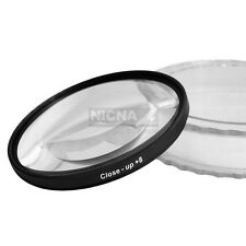 Fotga 46mm M46 Macro Close-up +8 Lens Filter No.8 Close Up Filter