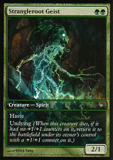 MTG MAGIC 1x  STRANGLEROOT GEIST PROMO GAME DAY ENGLISH EXTENDED ART