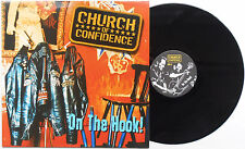 Church Of Confidence - On The Hook LP Terrorgruppe K.G.B. Radio Dead Ones Punk