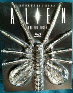 Coffret Blu—ray Alien Anthologie - Édition Limitée et Numérotée -6  Blu-ray