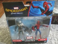Hasbro Marvel Legends Series Spider-man vulture Duo Homecoming new boxed